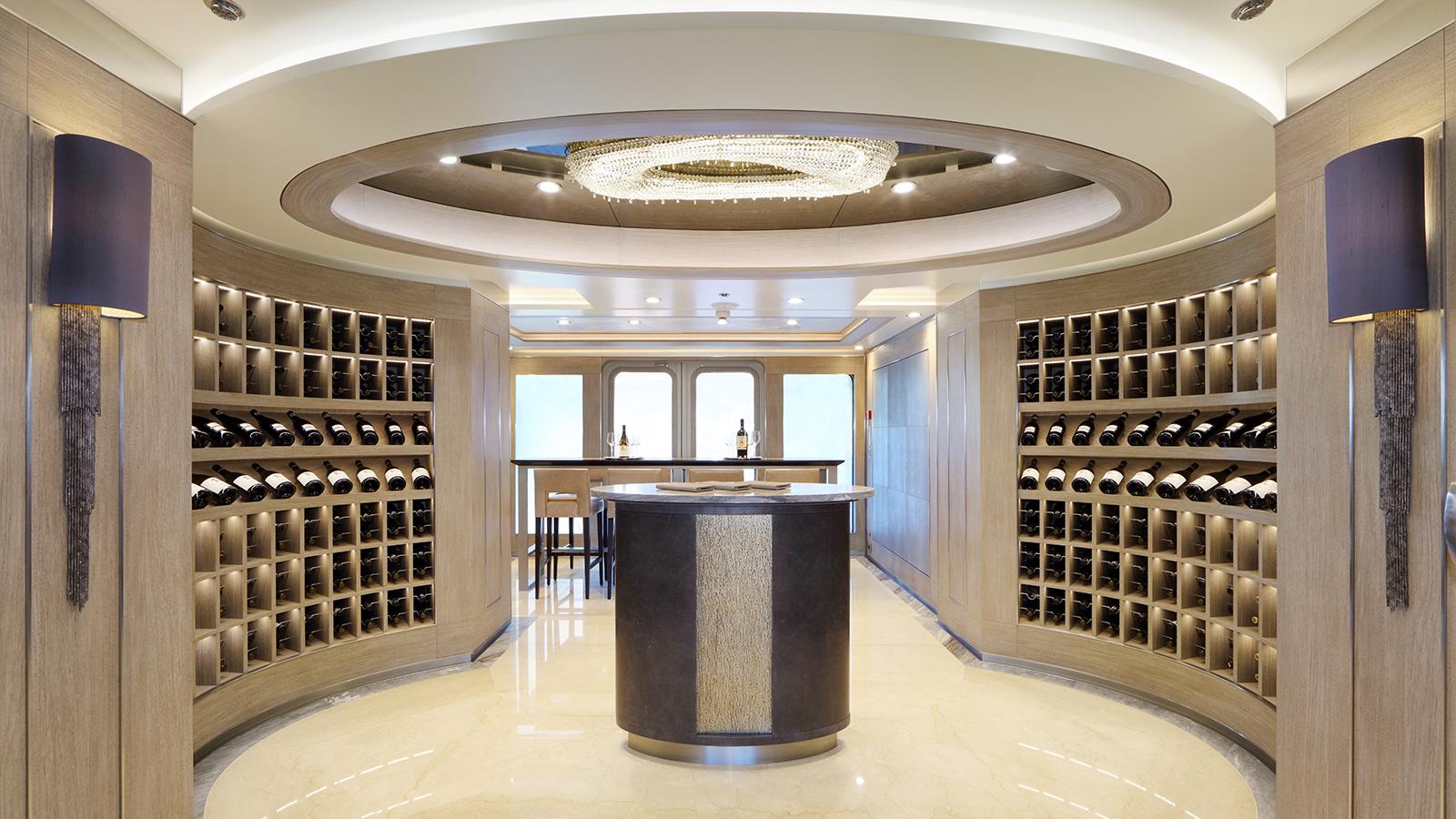 the-wine-cellar-on-kleven-explorer-yacht-ulysses