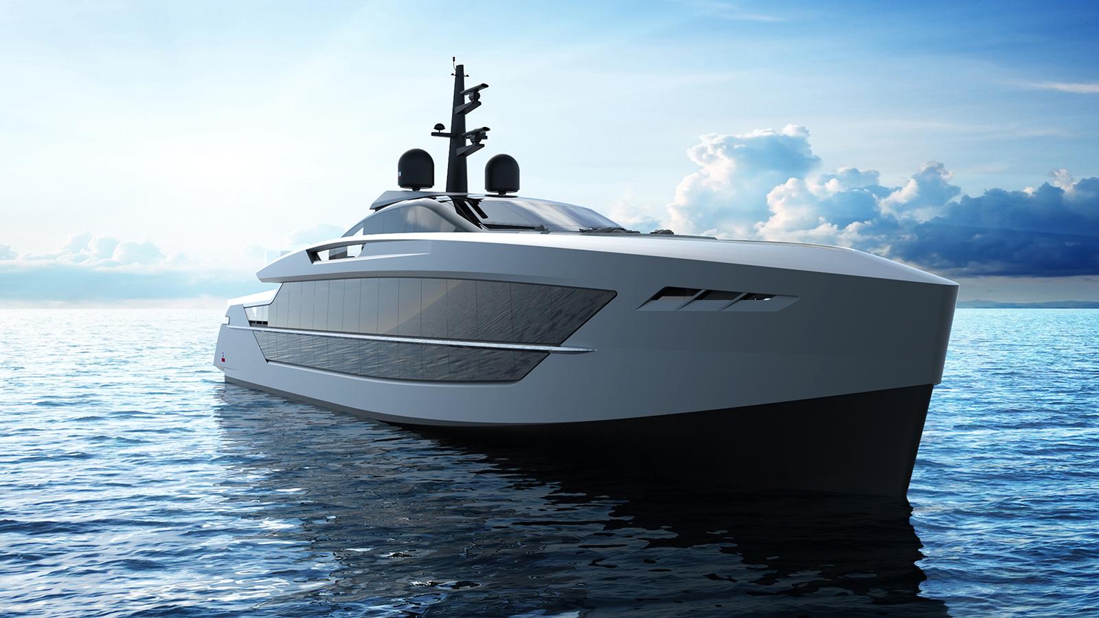 bow-view-of-the-53-metre-tankoa-motor-yacht-saetta