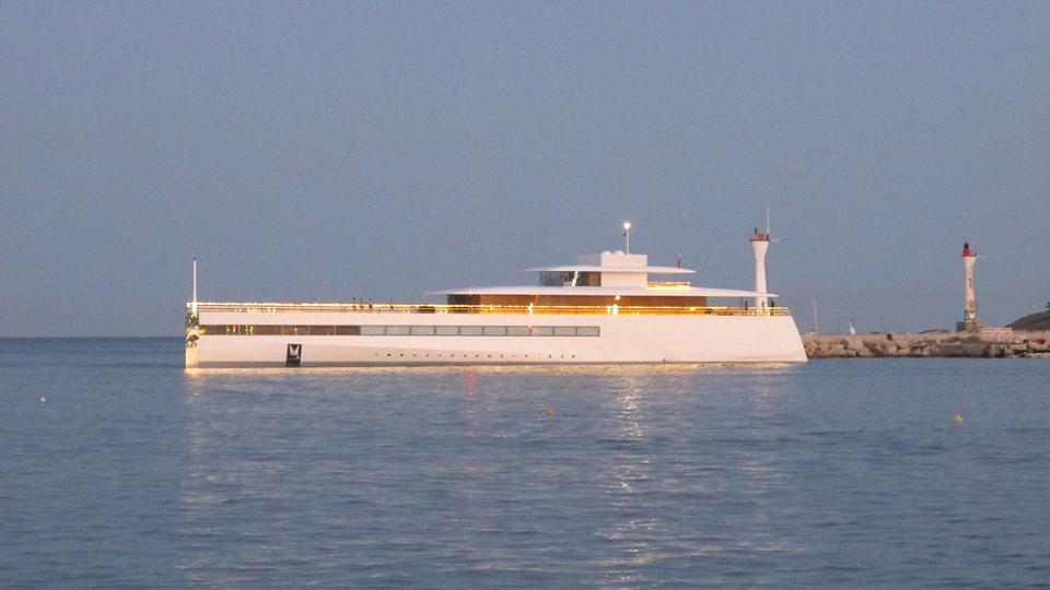 Venus Superyacht Refit