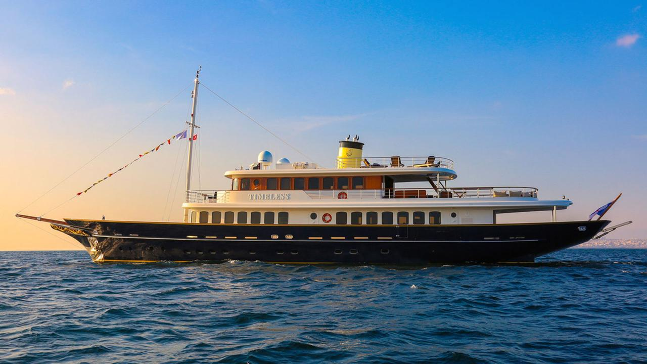 Bilgin modern classic motor yacht Timeless sold | Boat