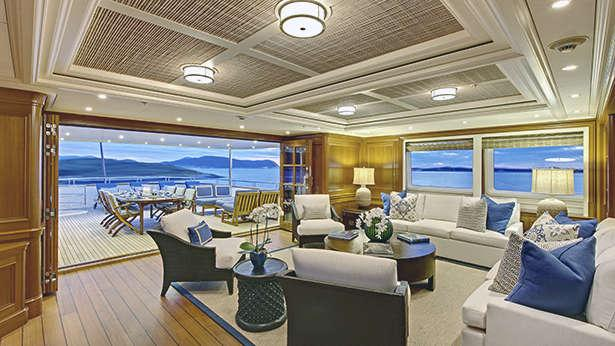 Ways To Make Superyacht Interiors Seem Bigger Boat