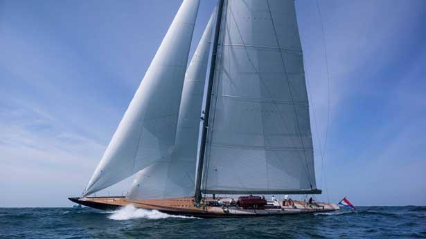 Sailing yacht Rainbow JH2 for charter with YPI | Boat ... Rainbow Charter