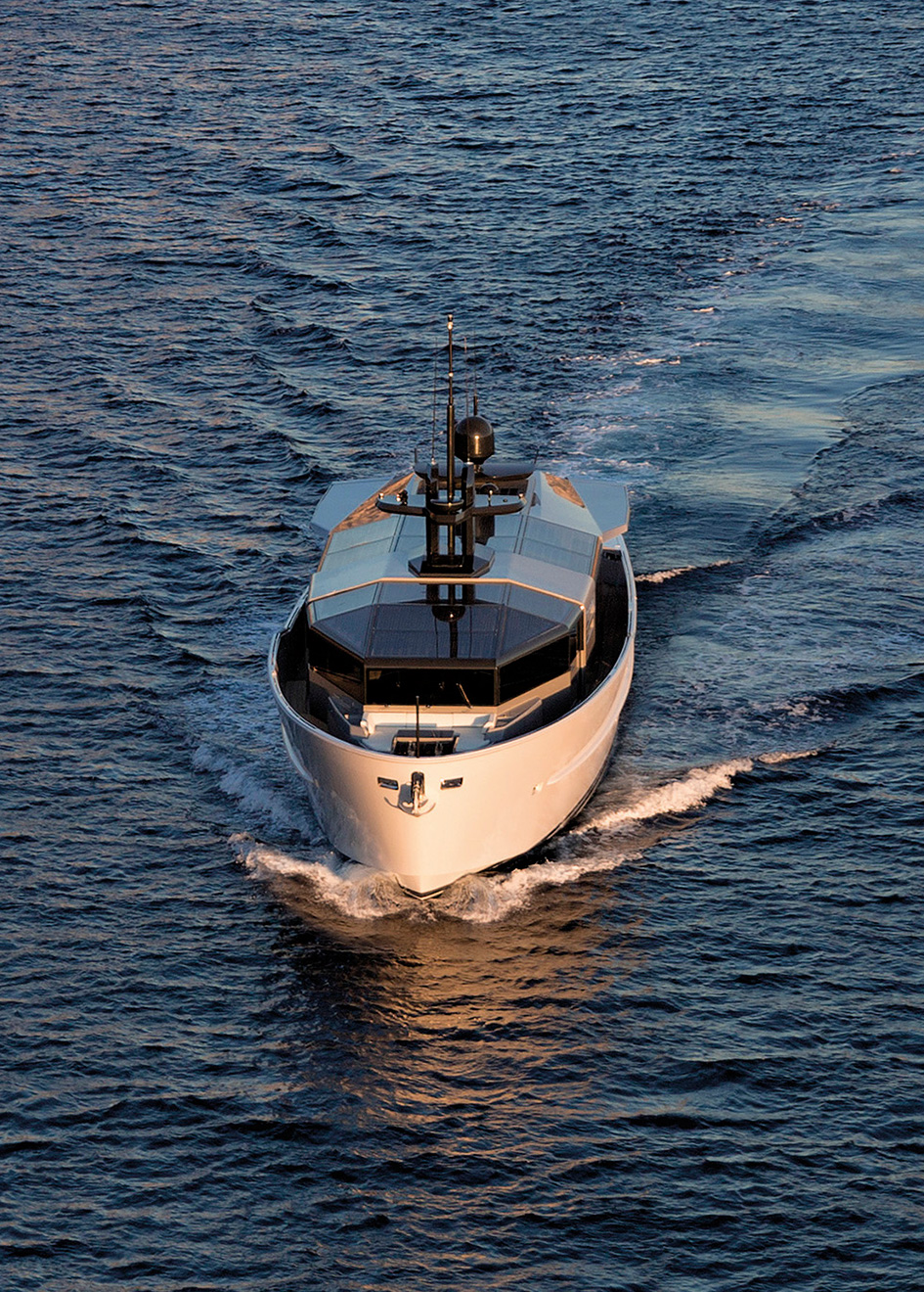bow-view-of-the-arcadia-85-yacht