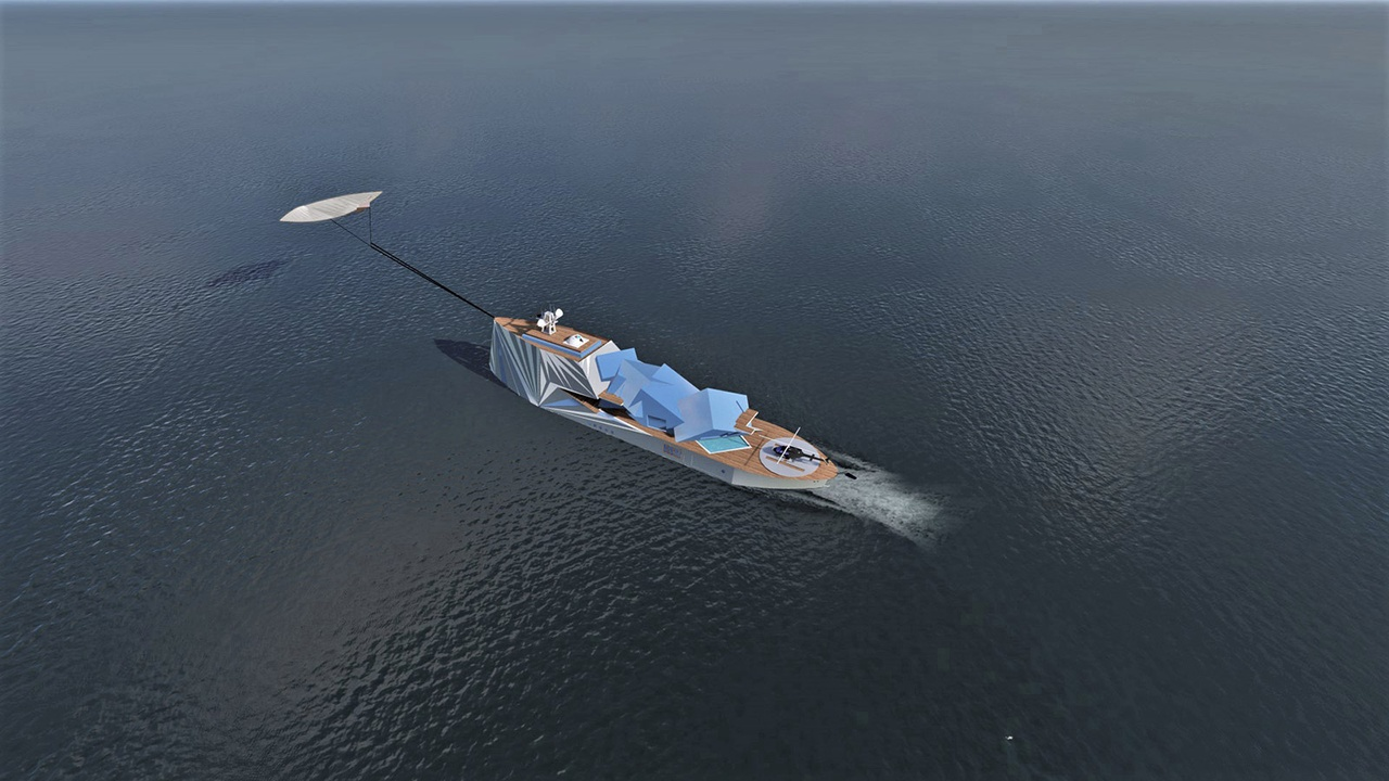 The most extreme superyacht concepts in the world   Boat