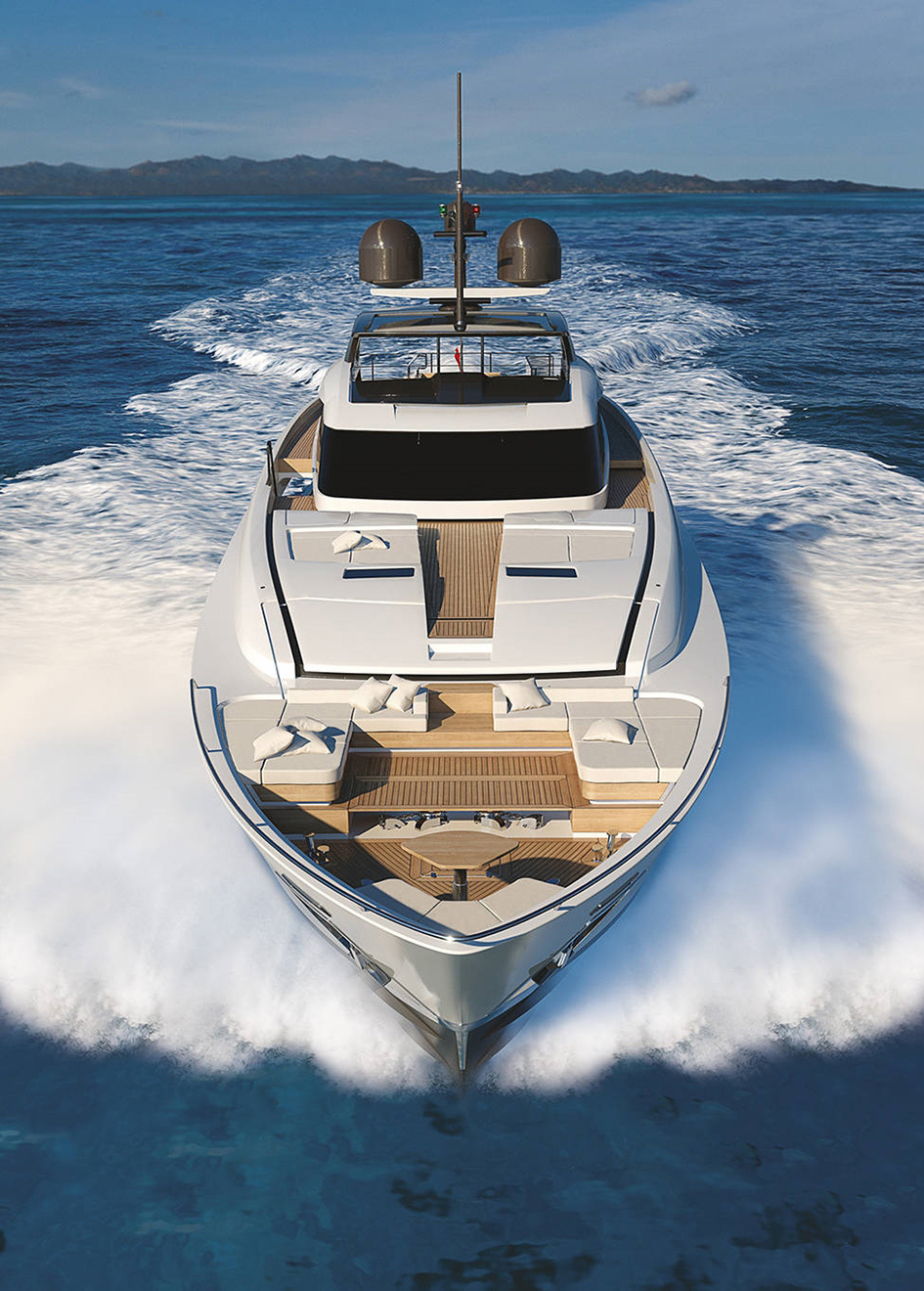 fore-deck-running-shot-of-the-custom-line-120-super-yacht