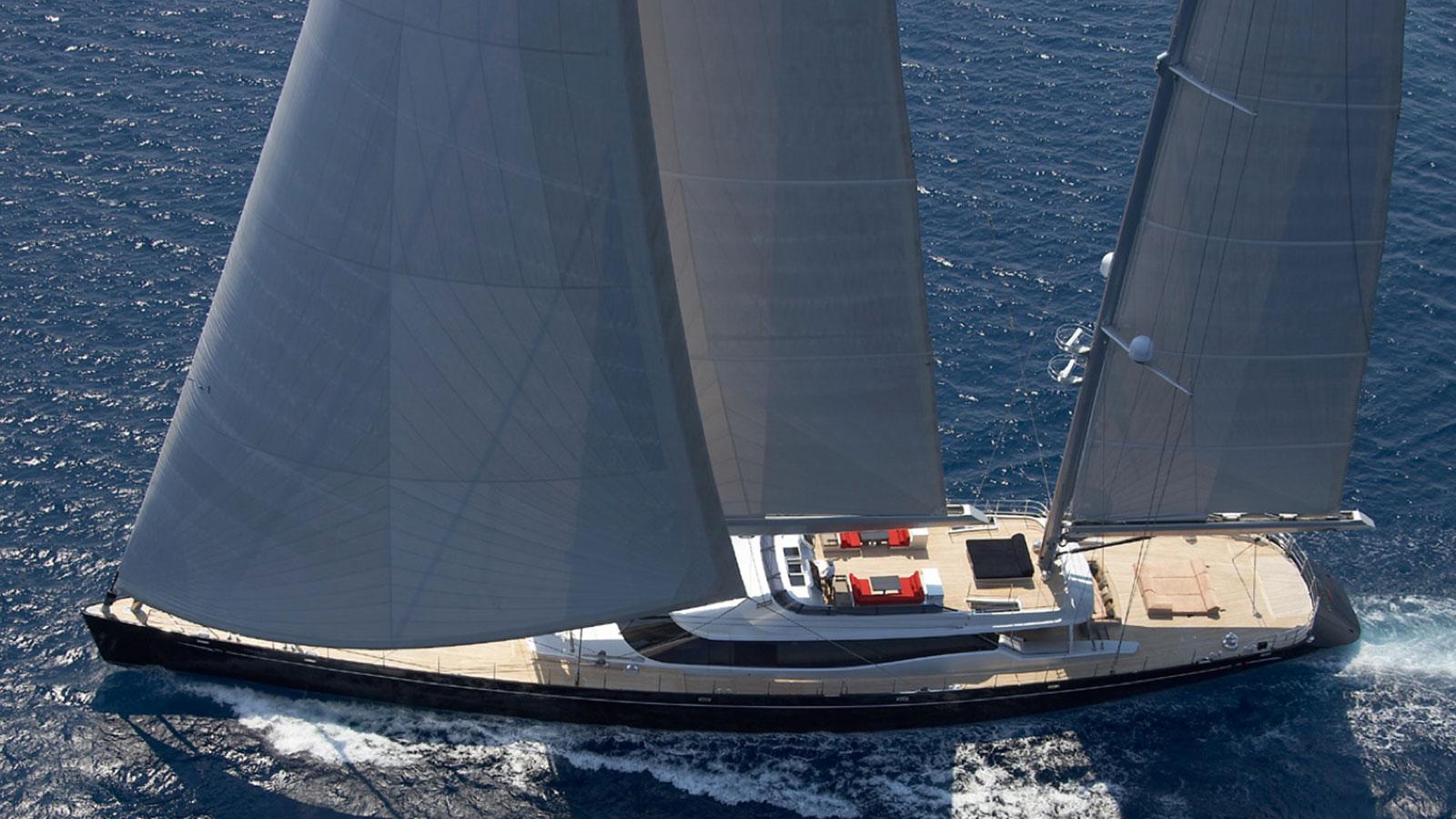 Nirvana Sailing Yacht Vitters