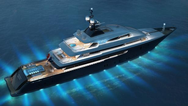 Icon Yachts completes refit on 68 metre superyacht Icon | Boat International