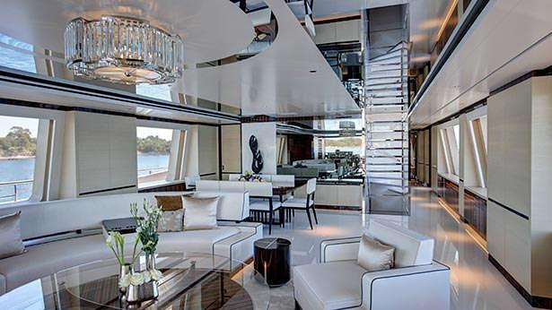 ShowBoats Design Awards 2015 Superyacht Interior Winners