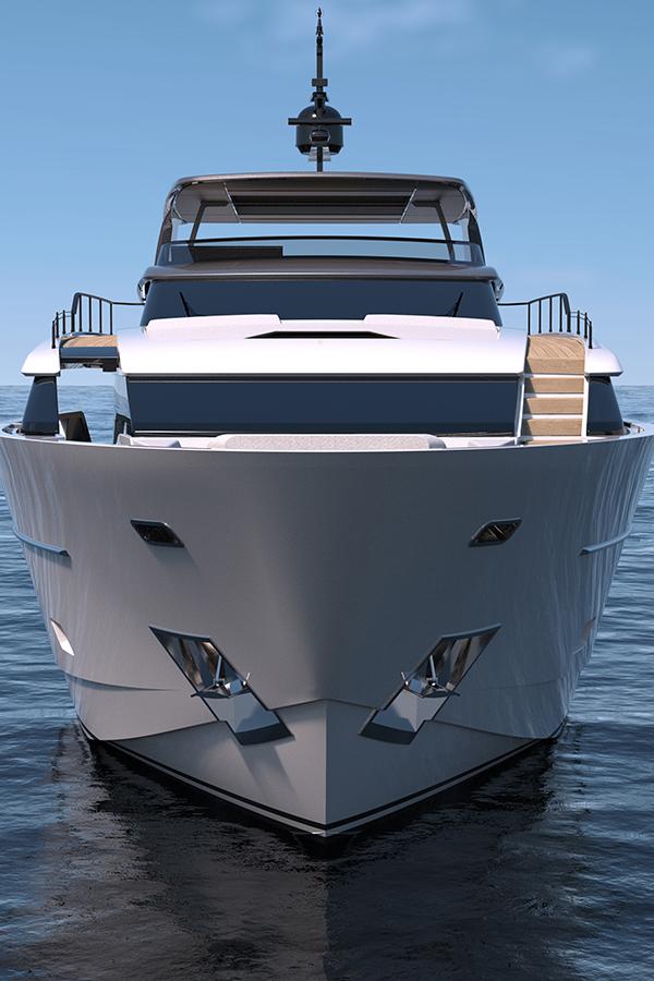 Sanlorenzo-102-yacht-Bow
