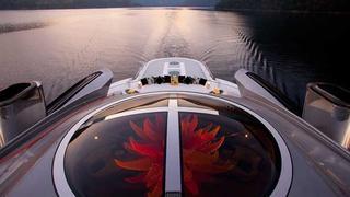 Attessa Iv Inside The 100m Dennis Washington Superyacht Boat