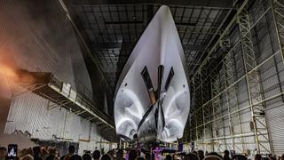 World's biggest trimaran superyacht White Rabbit delivered