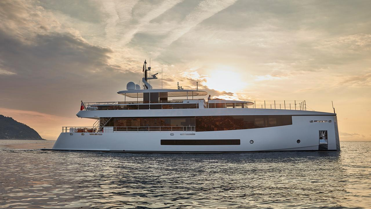Letani Life On Board The 34m Feadship Superyacht Boat