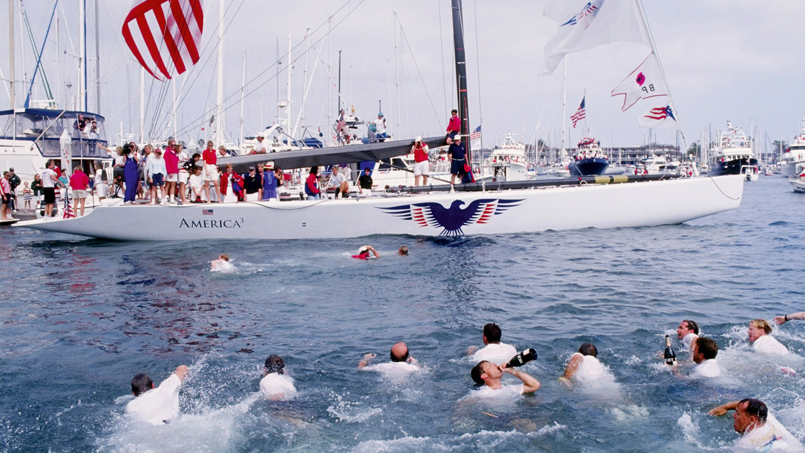 the-celebrations-after-america-3-won-the-1992-americas-cup-credit-getty-images