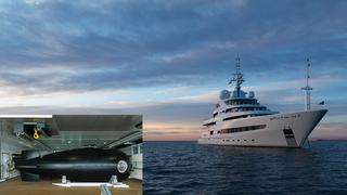 The best six superyachts with submarines | Boat International