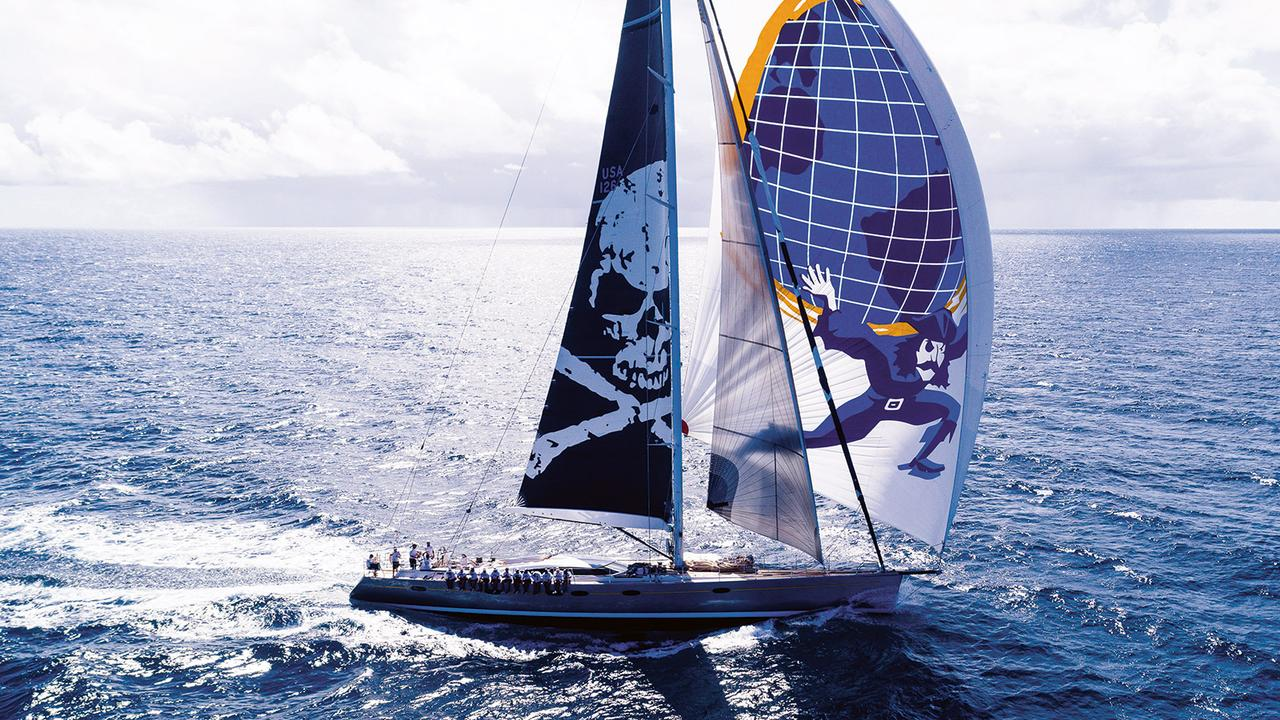 the best superyacht spinnakers in the world