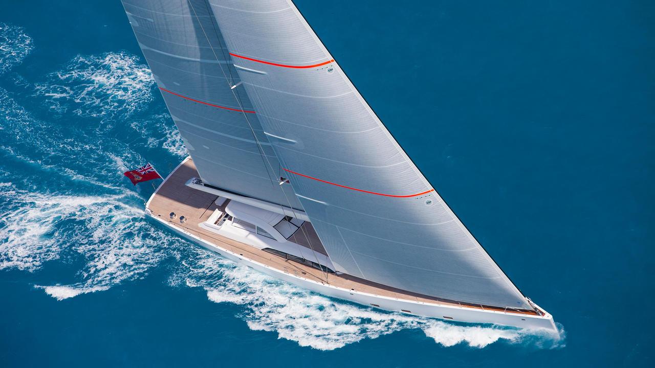 Unfurled Inside The Bauhaus Inspired Vitters Superyacht Boat International