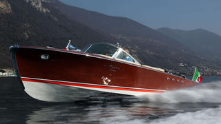 The Most Classic Riva Launches Of All Time Boat International