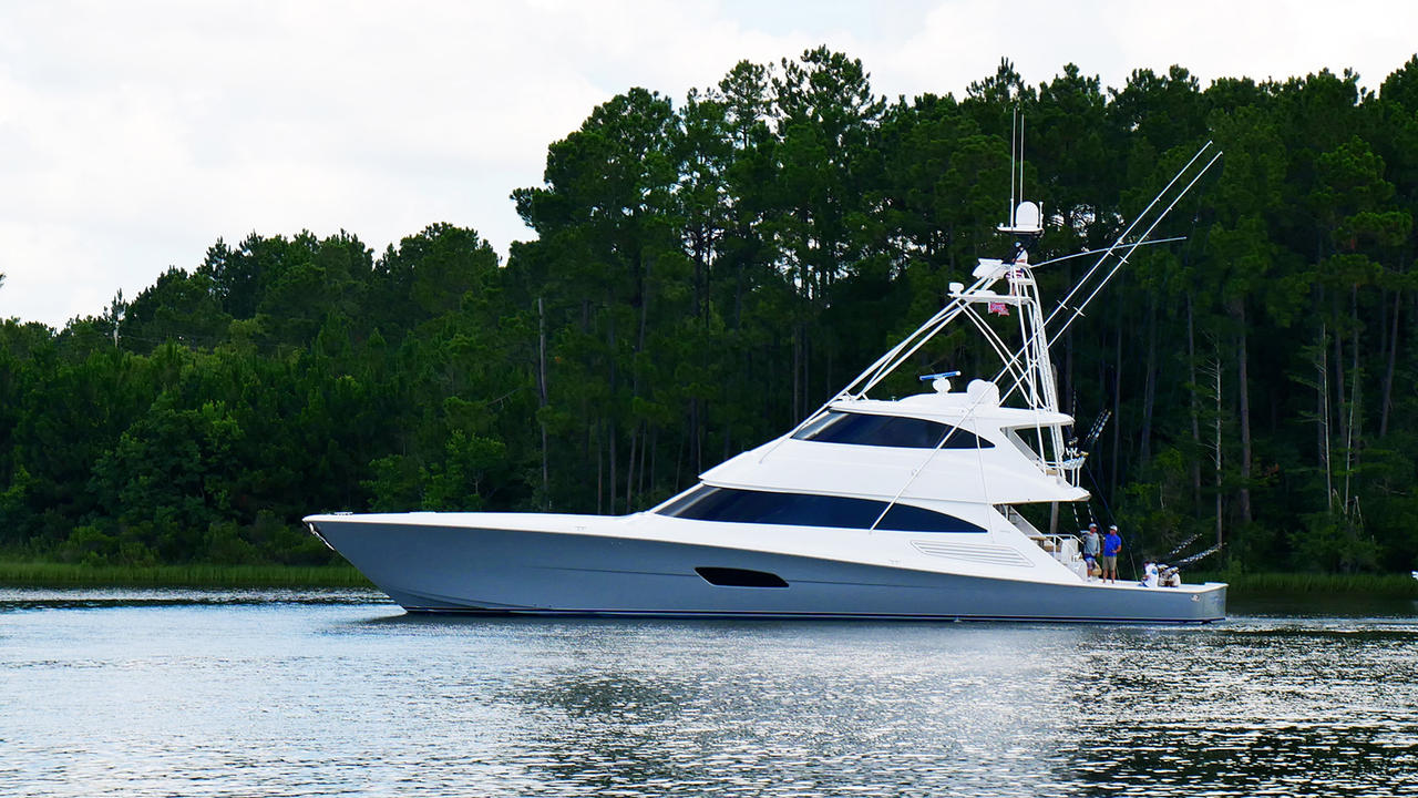 viking 92 sportfish yacht freak nasty sold