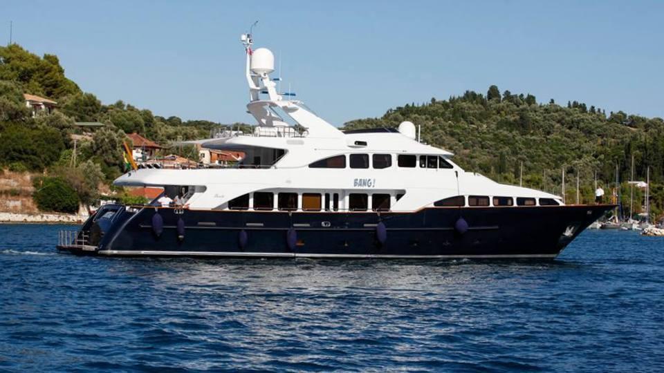 Benetti motor yacht Bang sold | Boat International