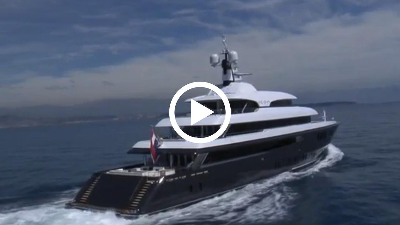 Icon yacht video | Boat International
