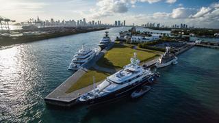 Head To The Best Superyacht Marinas In Miami Boat International