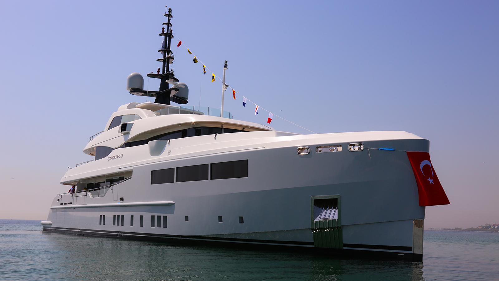 Bilgin-155-super-yacht-giaola-lu-launched