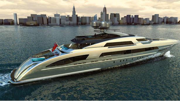 Heesen FDHF hull boosts yacht performance | Boat International