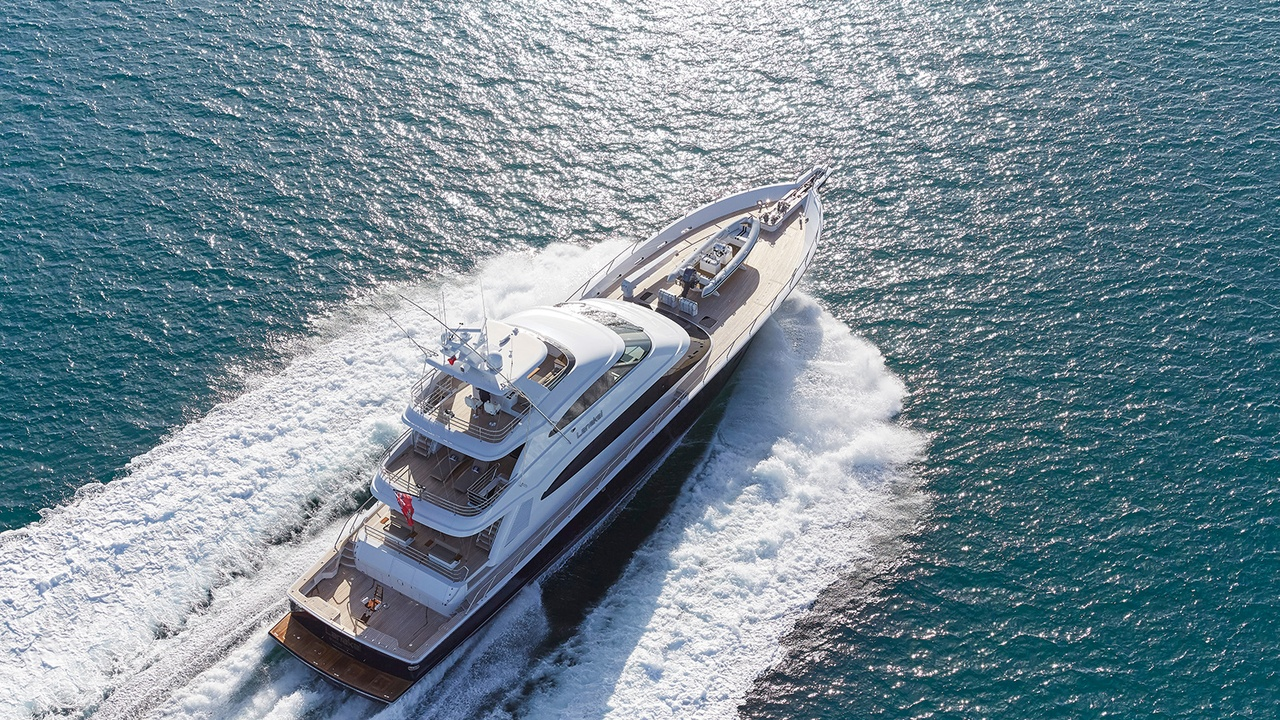 The Best Sportfish Superyachts Boat International