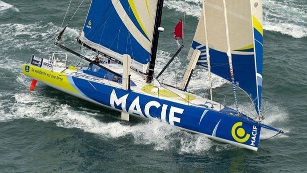 Historic arrival for the Vendée Globe race   Boat International