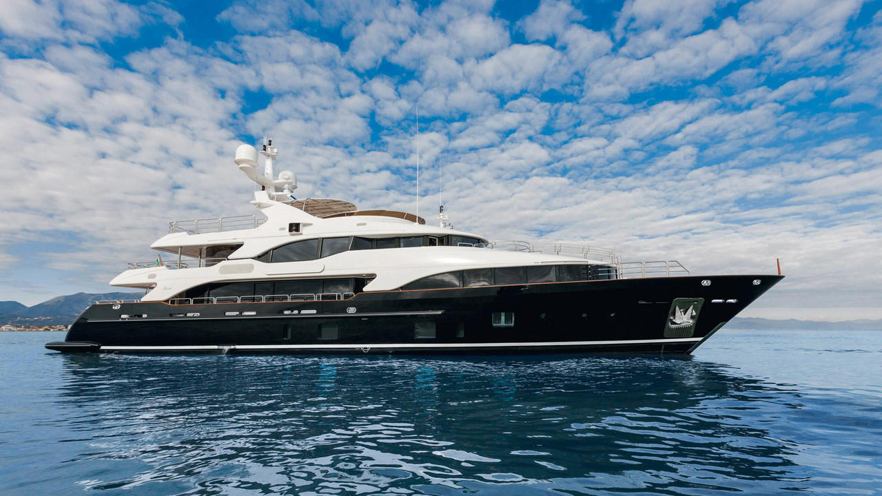 1 41m Price Cut On Benetti Motor Yacht Checkmate Boat International