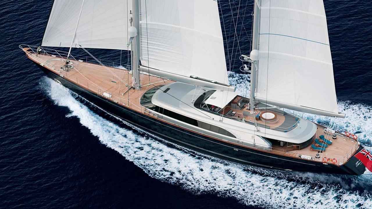 The Most Expensive Sailing Yachts For Sale Today