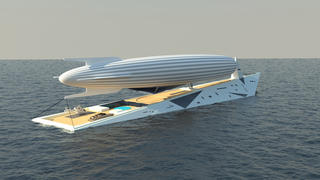 The Most Extreme Superyacht Concepts In World