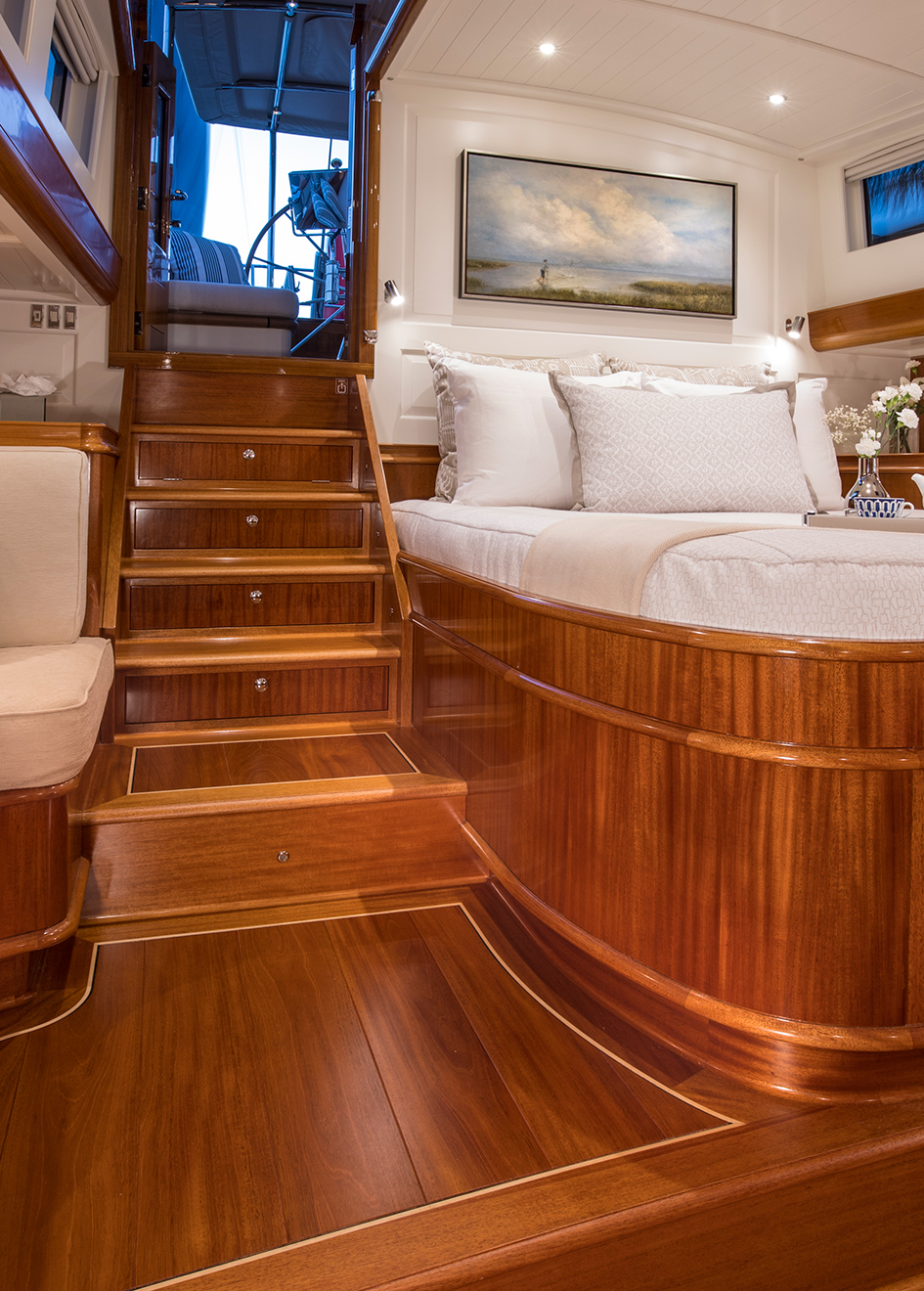 the-stairs-and-cabin-of-claasen-truly-classic-90-sailing-yacht-acadia
