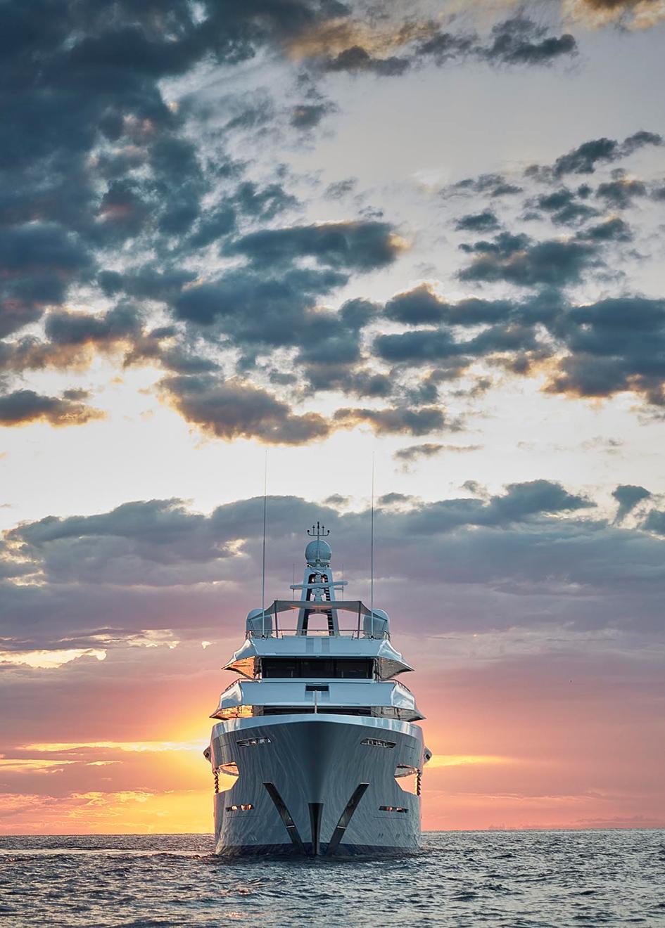 sunrise-shot-of-feadship-super-yacht-joy