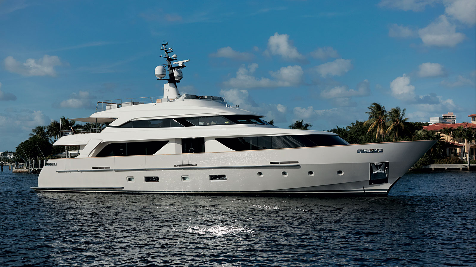 I yacht sold