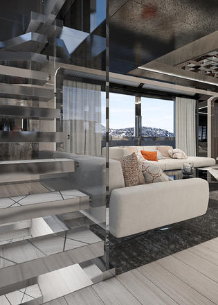 arcadia 100 sold to british client in direct deal boat international. Black Bedroom Furniture Sets. Home Design Ideas