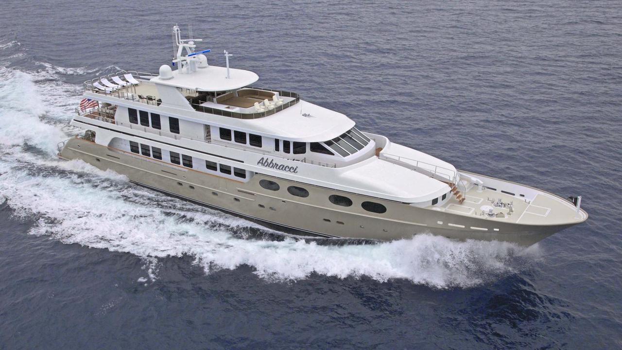 Christensen Superyacht Abbracci Gets A Price Reduction