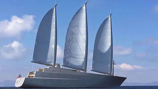 Sailing Yacht A >> Sailing Yacht A The Best Photos Of The 142 81 Metre