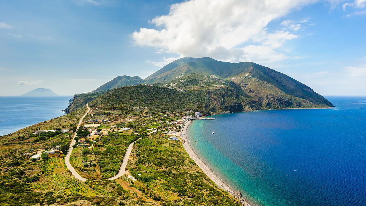 Six destinations to visit from homer s odyssey on a for Salina sicily things to do
