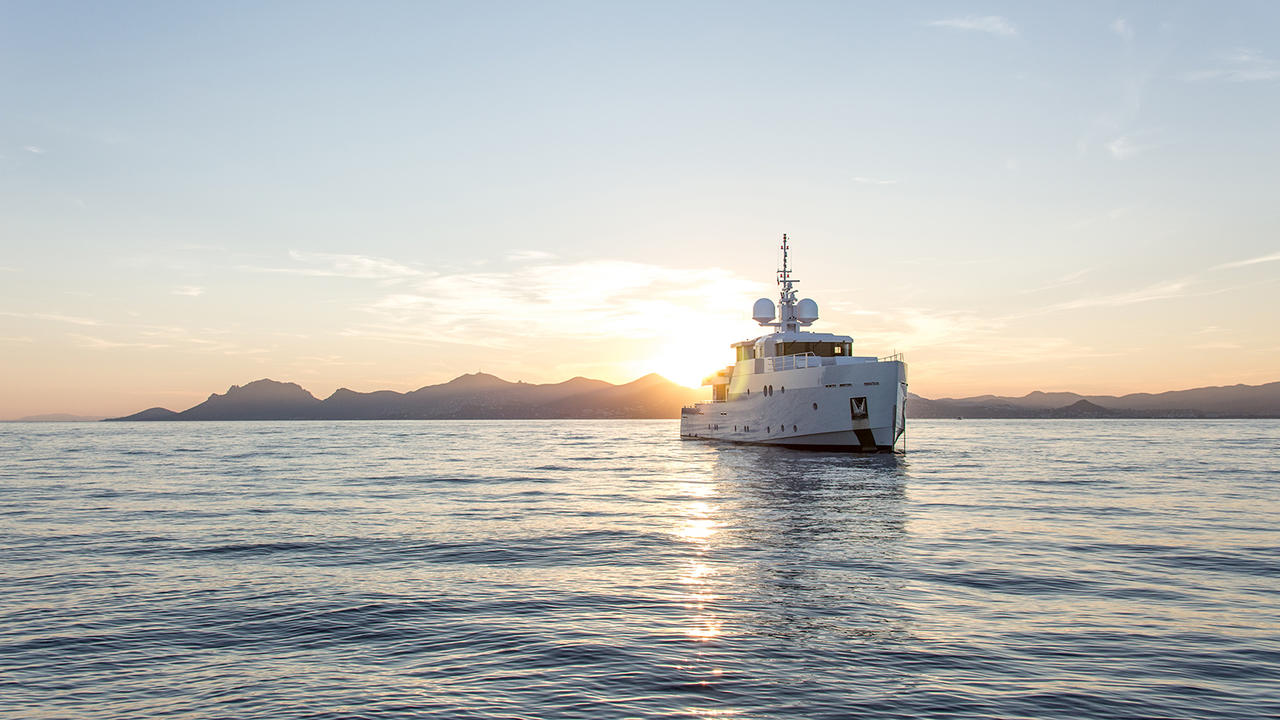 13 of the coolest luxury yachts we wish were available for charter