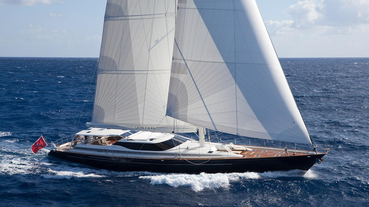 Price cut on Alloy sailing yacht Genevieve | Boat International