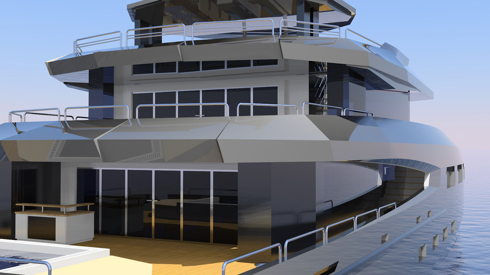 the-aft-deck-of-the-heysea-135-vista-catamaran