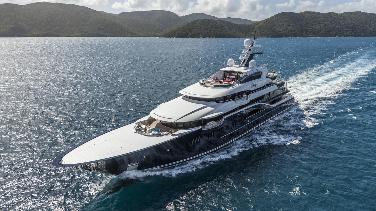 Lurssen Yacht Solandge Sold In Biggest Brokerage Deal Of 2017 Boat