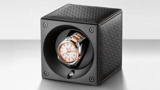 The best luxury watch winders boat international for Omega watch winder