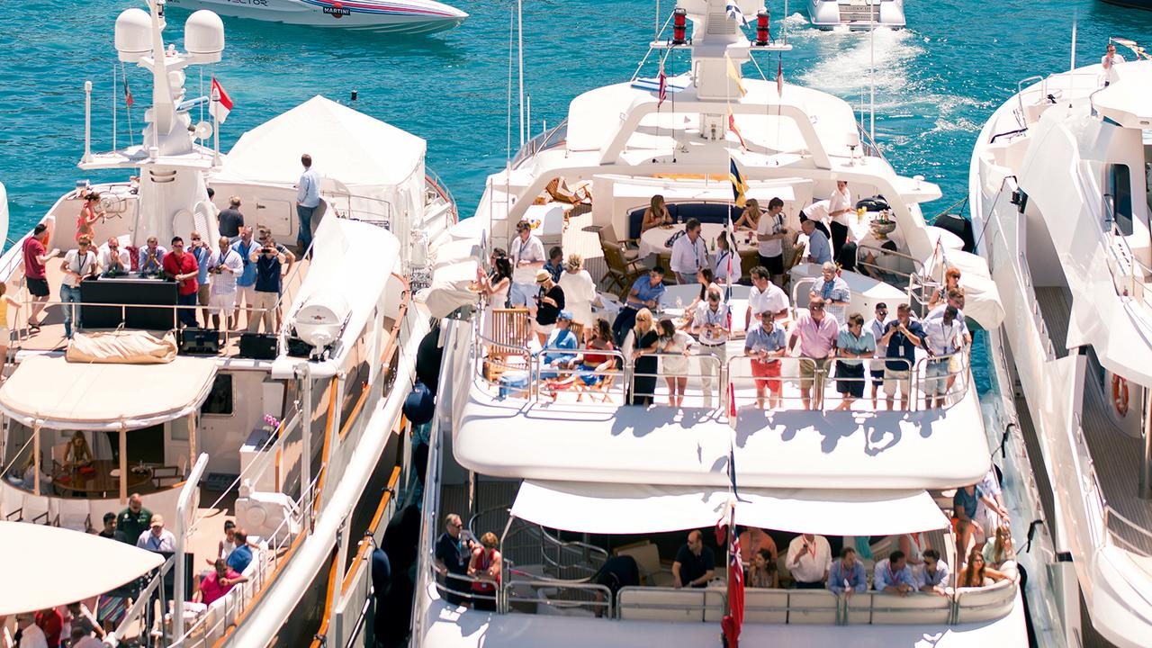 8 Ways To Design The Perfect Party Yacht Boat International