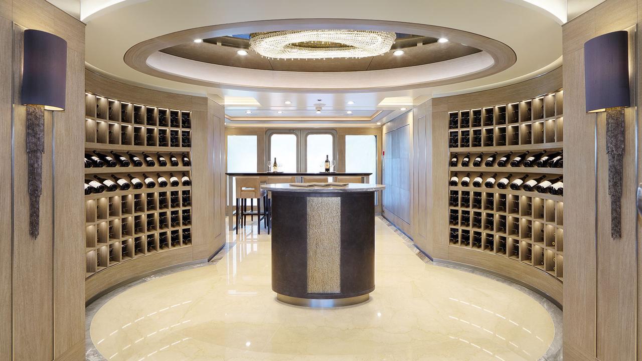 The Best Superyacht Wine Cellars Boat International