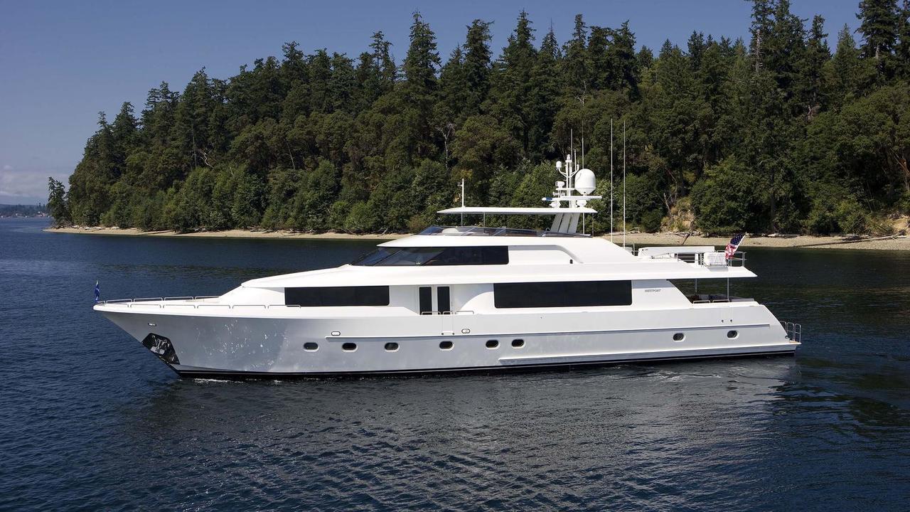 Westport Yacht Black Gold Has Been Sold Boat International