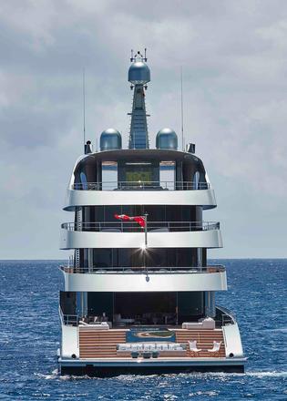 Savannah The Multi Award Winning Feadship Superyacht