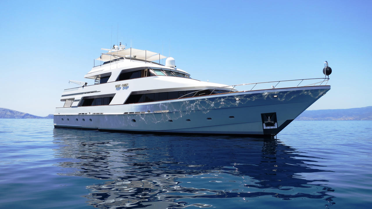 Lloyds Ships Yacht Reef Chief Sold