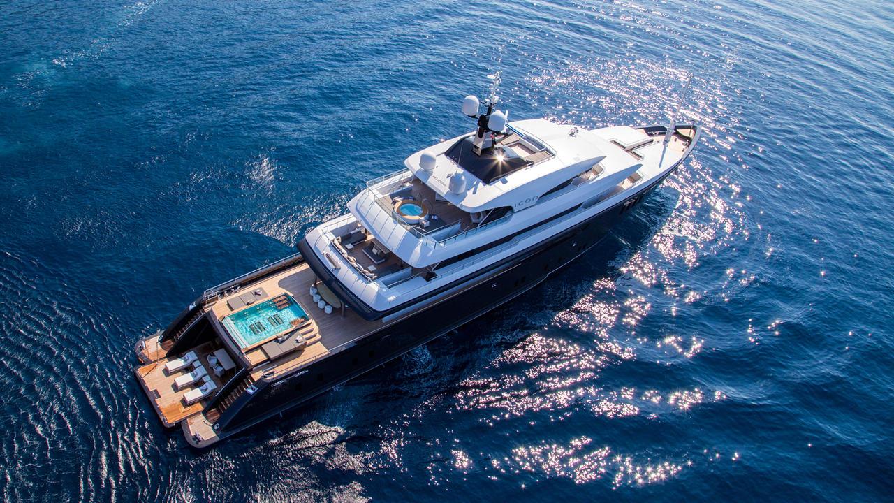 67 61 metre superyacht Icon sold | Boat International